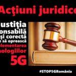 actiuni juridice STOP 5G