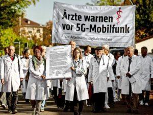 doctors stop 5G