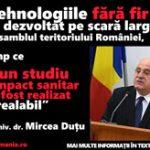 Av. Mircea Dutu- Principiul percatutiei aplicat pentru 5G