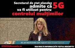 5G pentru controlul multimilor
