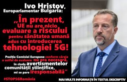 STOP 5G - Uniunea Europeana
