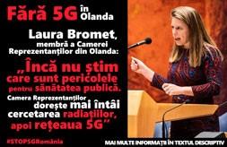 olanda opreste 5G pentru a proteja sanatatea publica
