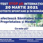 PROTESTE SPONTANE 20.03.2020