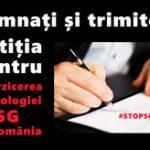 Semneaza si trimite petitia STOP 5G
