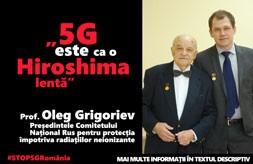 5G este o hiroshima lenta