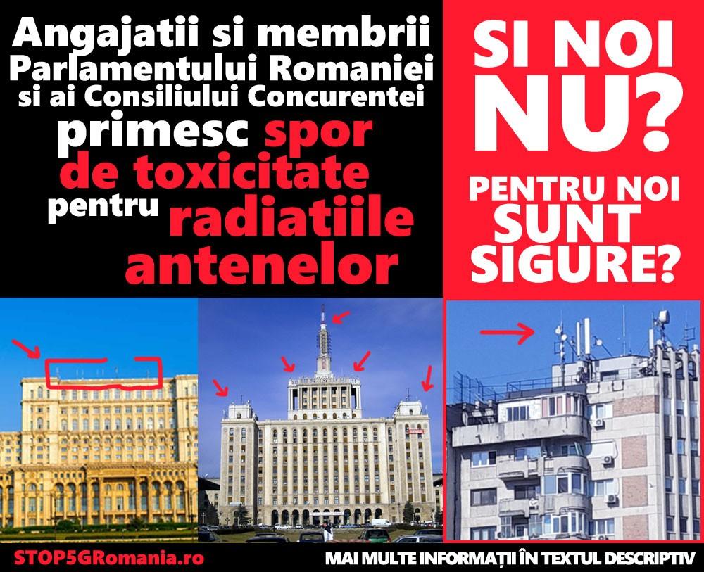 radiatiile antenelor sunt toxice