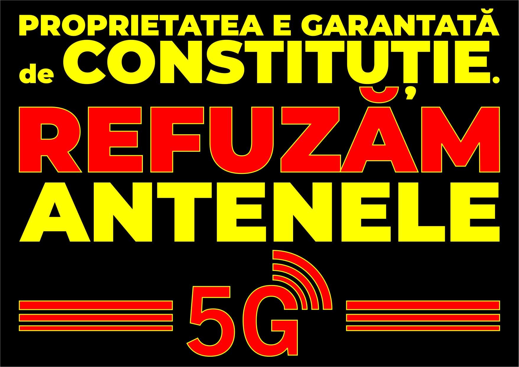 PROIECT DE LEGE MAMUT PENTRU IMPLEMENTAREA RETELEI 5G