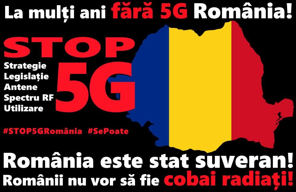 La mulți ani fără 5G, România!